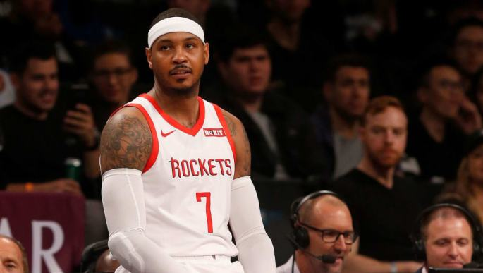 Carmelo Anthony traded to the Chicago Bulls