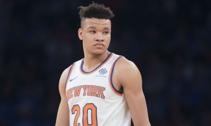 Kevin Knox scores career high in points