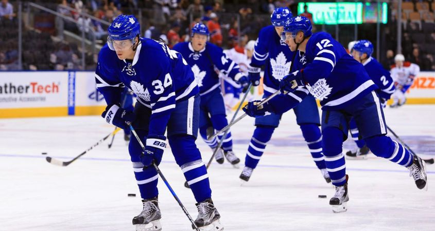 Toronto Maple Leafs 2018-19