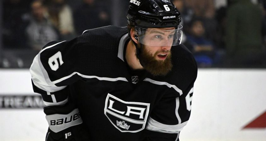Los Angeles Kings Trade Jake Muzzin