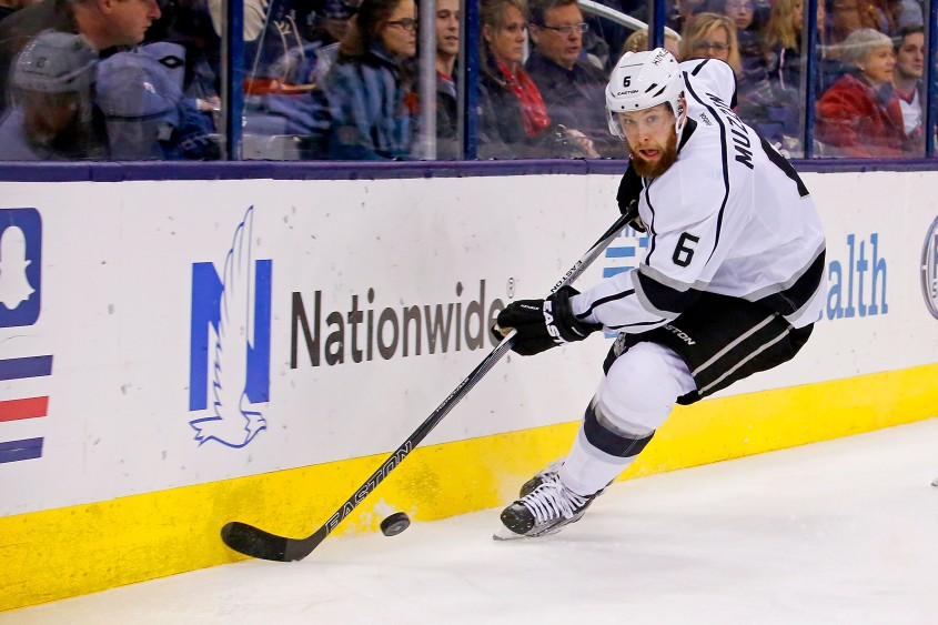 NHL Trade Rumors Jake Muzzin