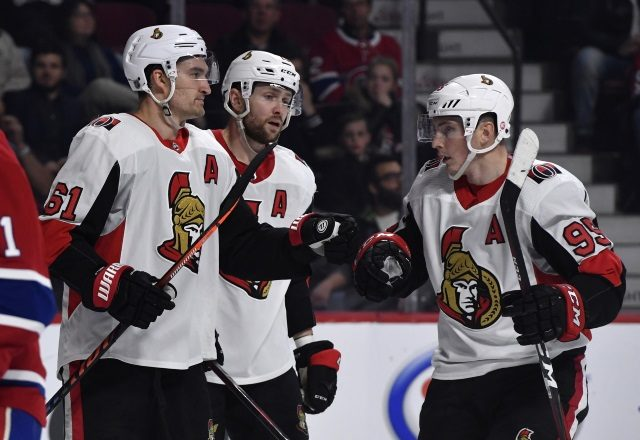 Mark Stone and Matt Duchene Contract Talks