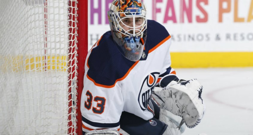 Cam Talbot trade rumors