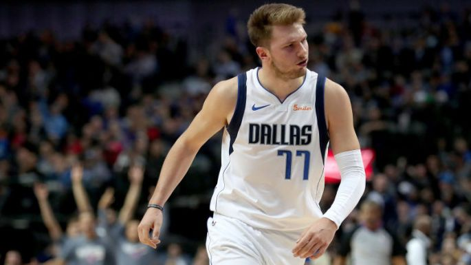 Mavericks Luka Doncic