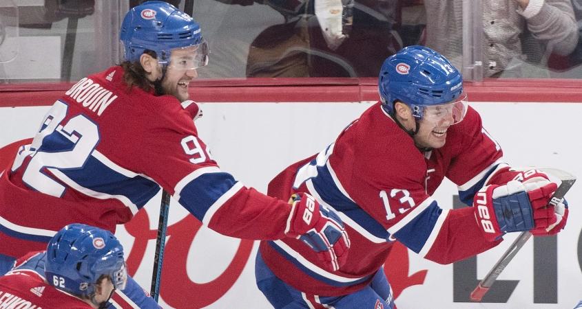 Montreal Canaidens win streak