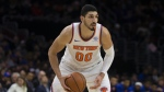 Enes Kanter signs with the Portland Trailblazers