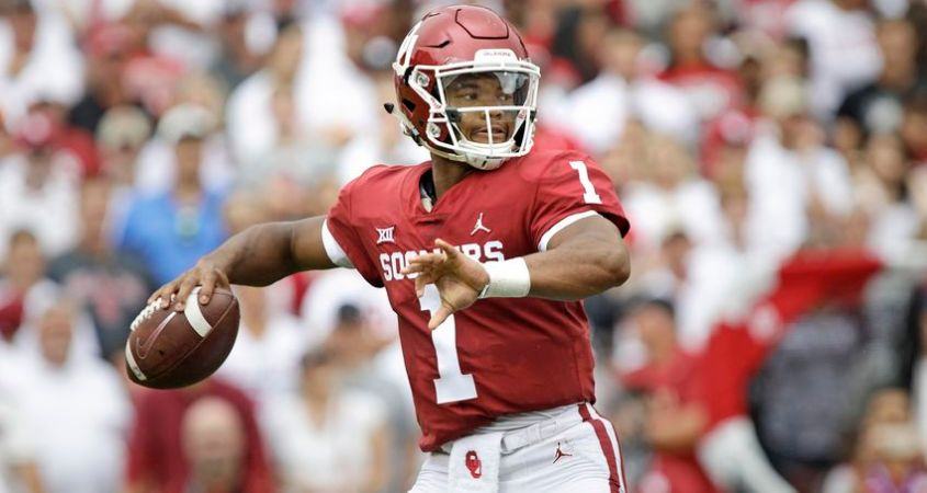 NFL News Kyler Murray declares for NFL Draft