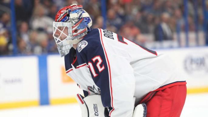 NHL Trade Rumors Sergei Bobrovsky and Florida Panthers