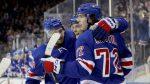 New york Rangers Rebuild