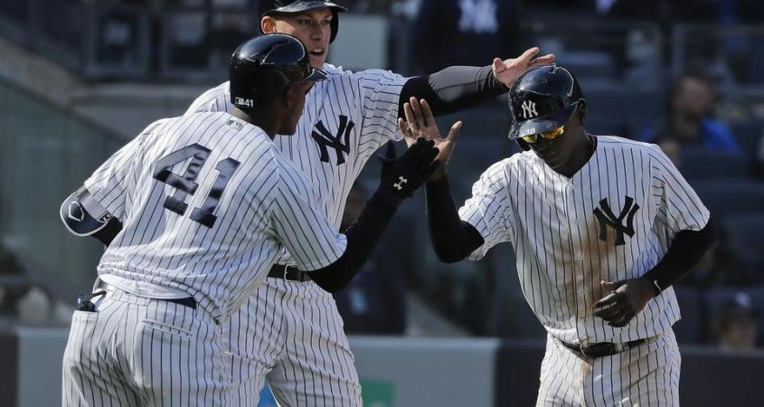 New York Yankees New Core Four