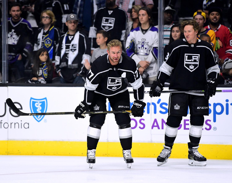 Jeff Carter 700 NHL Points