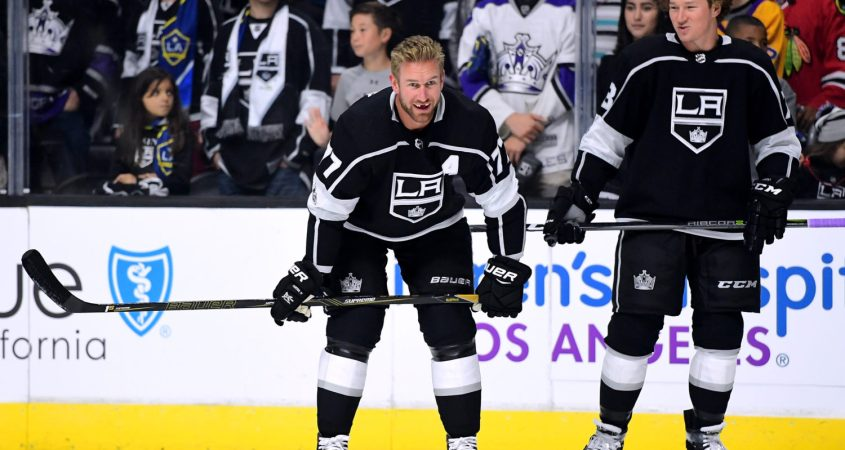 Jeff Carter 700 NHL Points