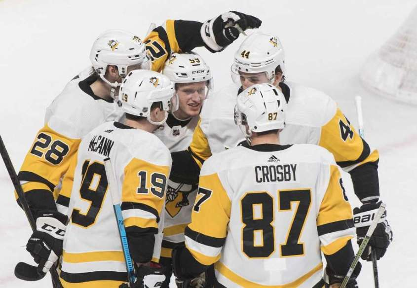 Pittsburgh Penguins 2018-19