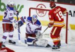 New York Rangers lose four-games on road