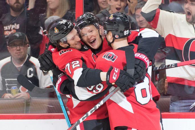 Ottawa Senators 2018-19