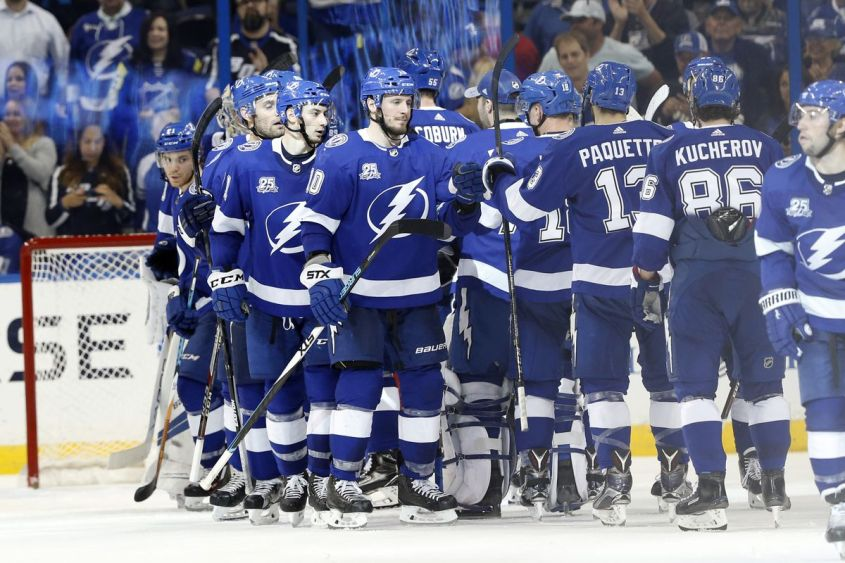 Tampa Bay Lightning Playoffs